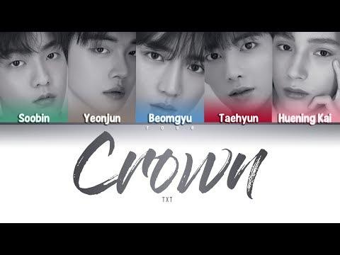 {Han/Rom/Vostfr} TXT (투모로우바이투게더 (Tomorrow X Together)) - Crown (어느날 머리에서 뿔이 자랐다)