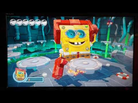 Spongebob Squarepants battle for bikini Bottom Rehydrated ENDING |