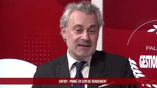 Palmarès des Fournisseurs 2021 - Sofidy