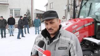Łabunie pod Zamościem. Ogólnopolski protest rolników