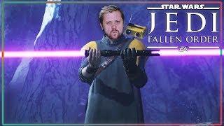 Purple JEDI ⭐️ Star Wars Jedi: Fallen Order #19