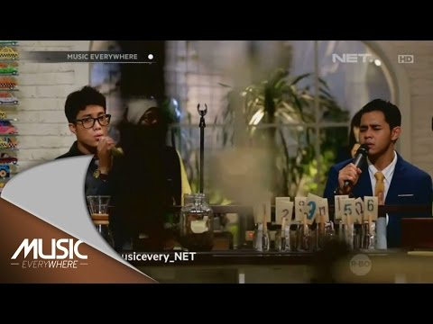 Yovie & Nuno - Menjaga Hati (Live at Music Everywhere) *