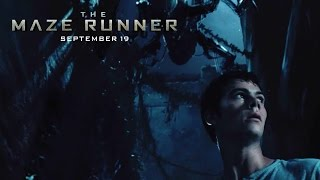 The Maze Runner | Dangerous Place [HD] | 20th Century FOX