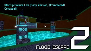 Roblox | FE2 Map Test - Startup Failure Lab [Easy Version] [Crazy] [Completed] [Solo]