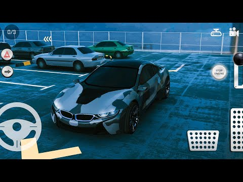 Real Car Parking 2 : Driving School 2018 #1 BMW İ8 - Android Gameplay
