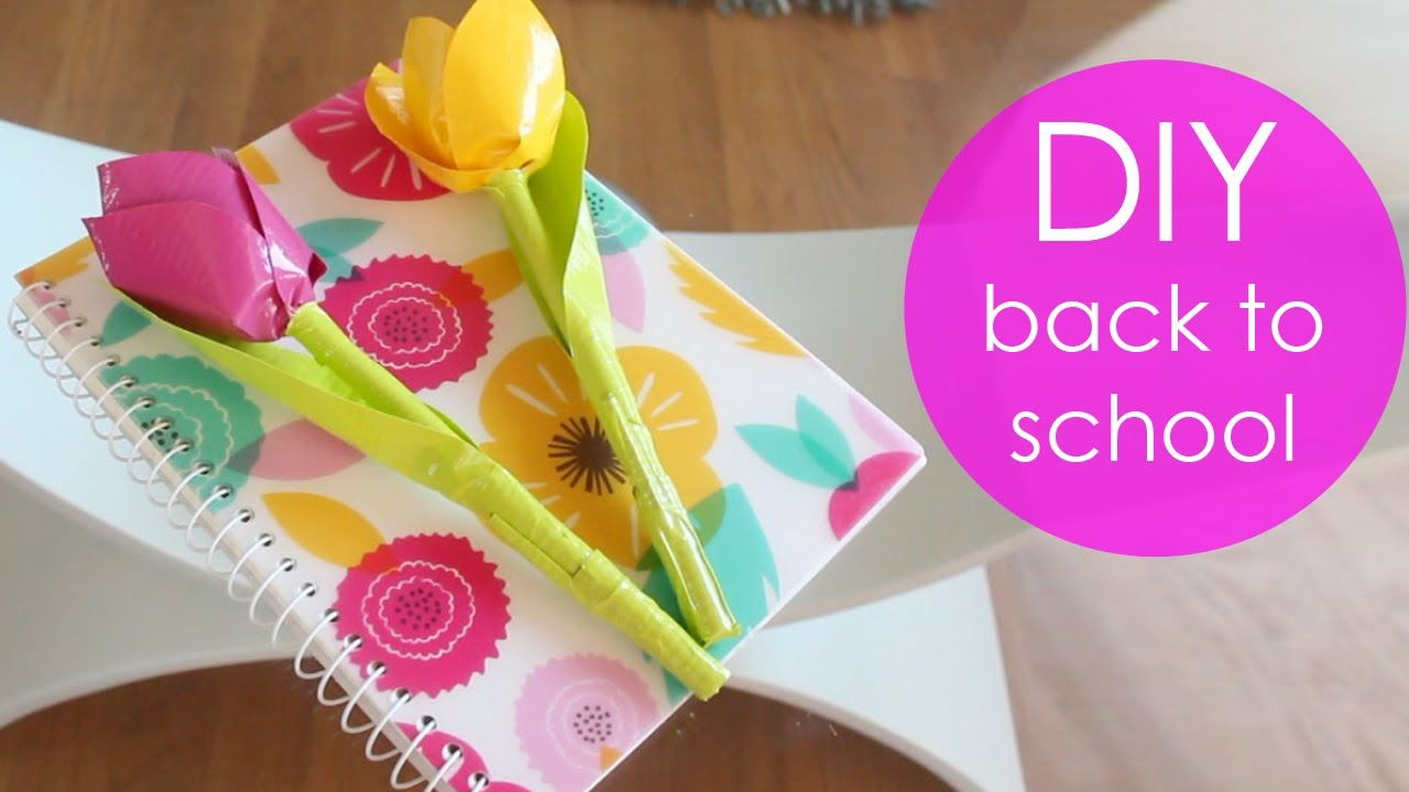 Diy Back To School Projects Youtube