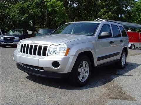 Short Takes 2005 Jeep Grand Cherokee Laredo Start Up Engine Tour