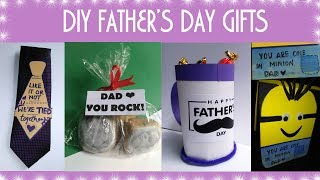 Father's Day Extreme Last Minute    Diy Crafty Gifts