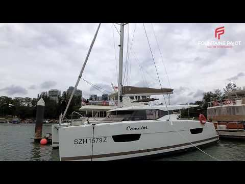 "2016 Fountaine Pajot Lucia 40 ""Camelot"" For Sale 