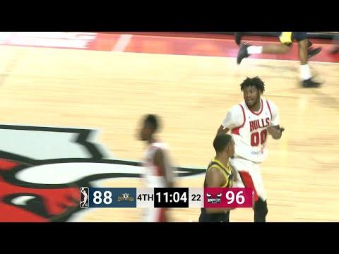 Diamond Stone (18 points) Game Highlights vs. Fort Wayne Mad Ants