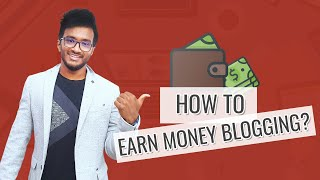 5 Different Ways To Monetize Your Blog Effectively