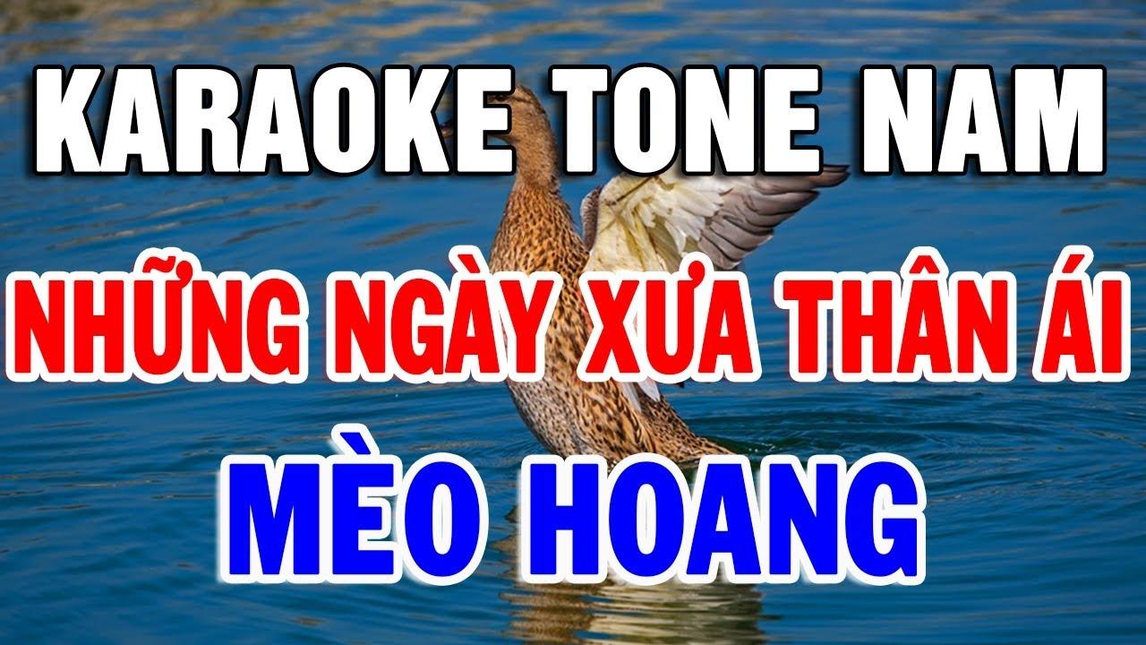 Karaoke Nhạc Sống Bolero Nhạc Trữ Tình Hay Nhất | Liên khúc Rumba Những Ngày Xưa Thân Ái