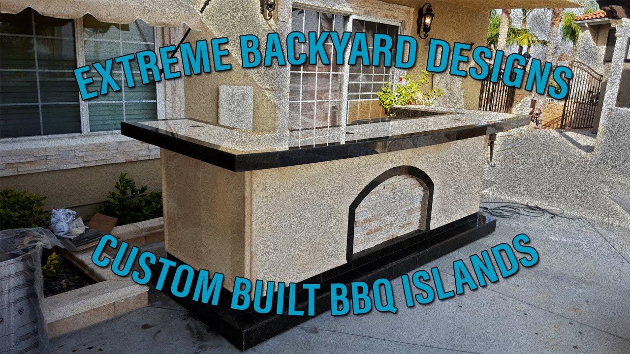 BBQ Islands Yucaipa   BBQ Grills Yucaipa   Extreme Backyard Designs