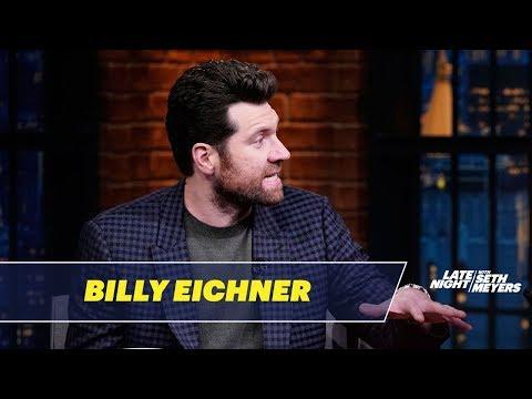 Billy Eichner Wants Maxine Waters to Subpoena Trump's Tax Returns