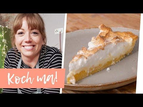 Erklär ma! Pie de Limón Rezept
