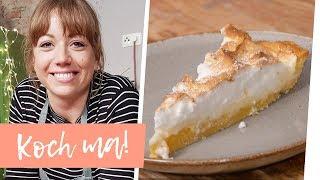 Rezept aus Chile: Pie de Limón   Erklär ma!