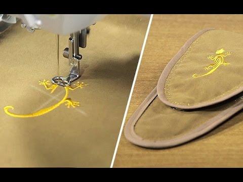 Швейная машина для кожи Durcopp Adler 267 купить - YouTube