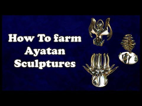 How to farm Ayatan Sculptures Fast (Fast Endo)