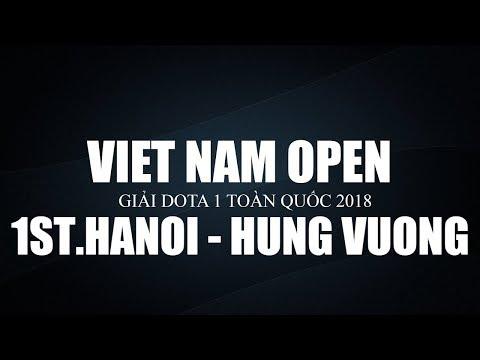 VIET NAM OPEN | 1st.HaNoi - Hùng Vương | Match 07 | Bo3