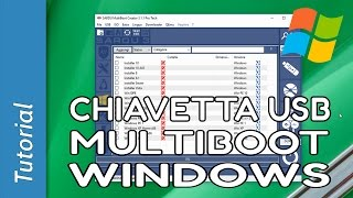 sARDU Creare una chiavetta Multiboot Windows