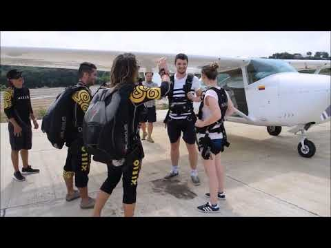 Sky Dive Vivamos Colombia Travel