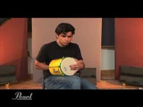 Pearl Brazilian Percussion - Cuica