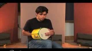 pearl brazilian percussion   cuica