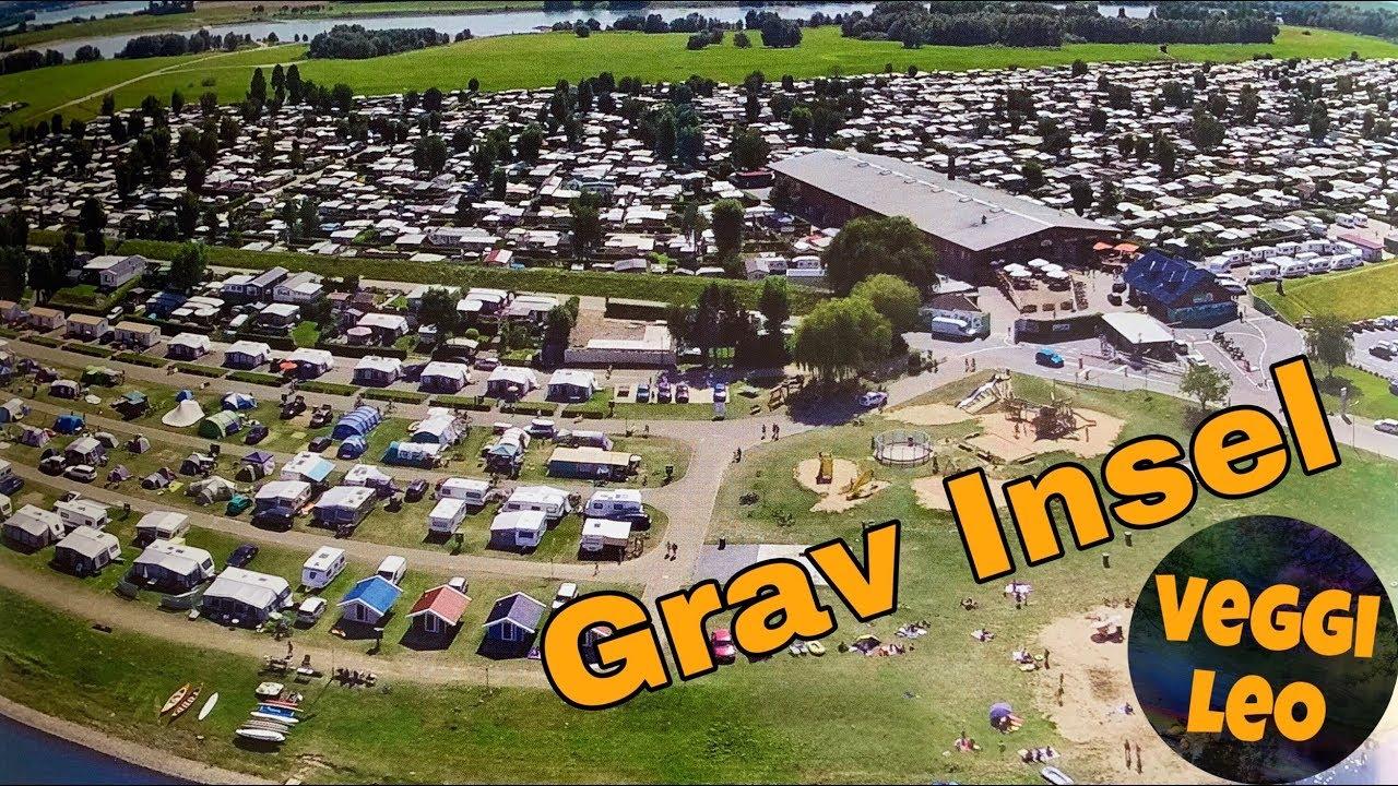 Campingplatz Grav Insel Wesel