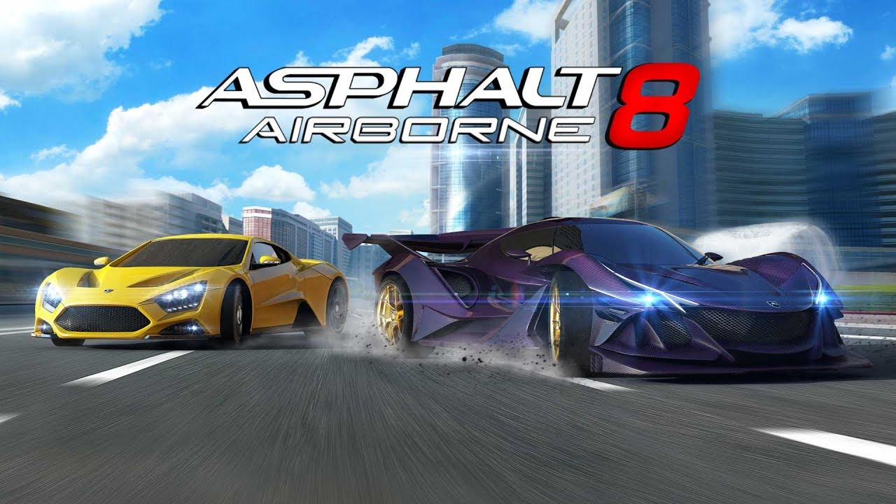 Image result for Asphalt 8 Airborne