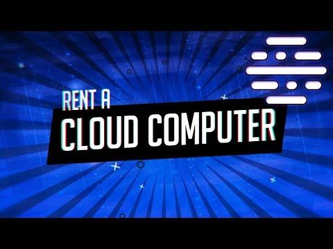 How To Rent A Cloud Computer - Parsec Tutorials