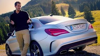 Mercedes Benz CLA 250 Sport 4Matic Test Review - #ilovecars