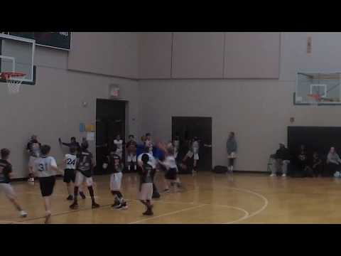 3rd Grade - Twin Oaks Christian School Eagles vs. 3D Vision Academy Black - 2nd Half
