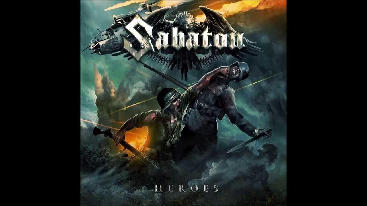Sabaton heroes lyrics
