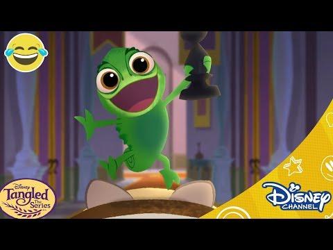 Rapunzel: De serie | Schaakmat | Disney Channel BE