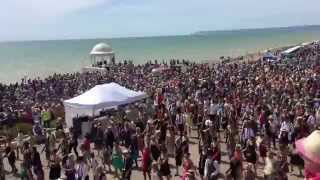 Bexhill Roaring 20s - Guinness World Record for the Largest Charleston Dance