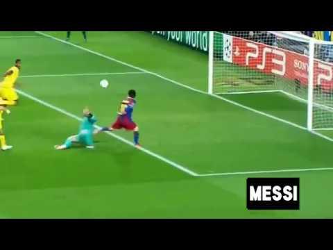 Solo Messi puede hacer esto...|HD|