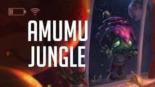 Amumu Jungle Gameplay - Patch 9.19 (League of Legends Gameplay)