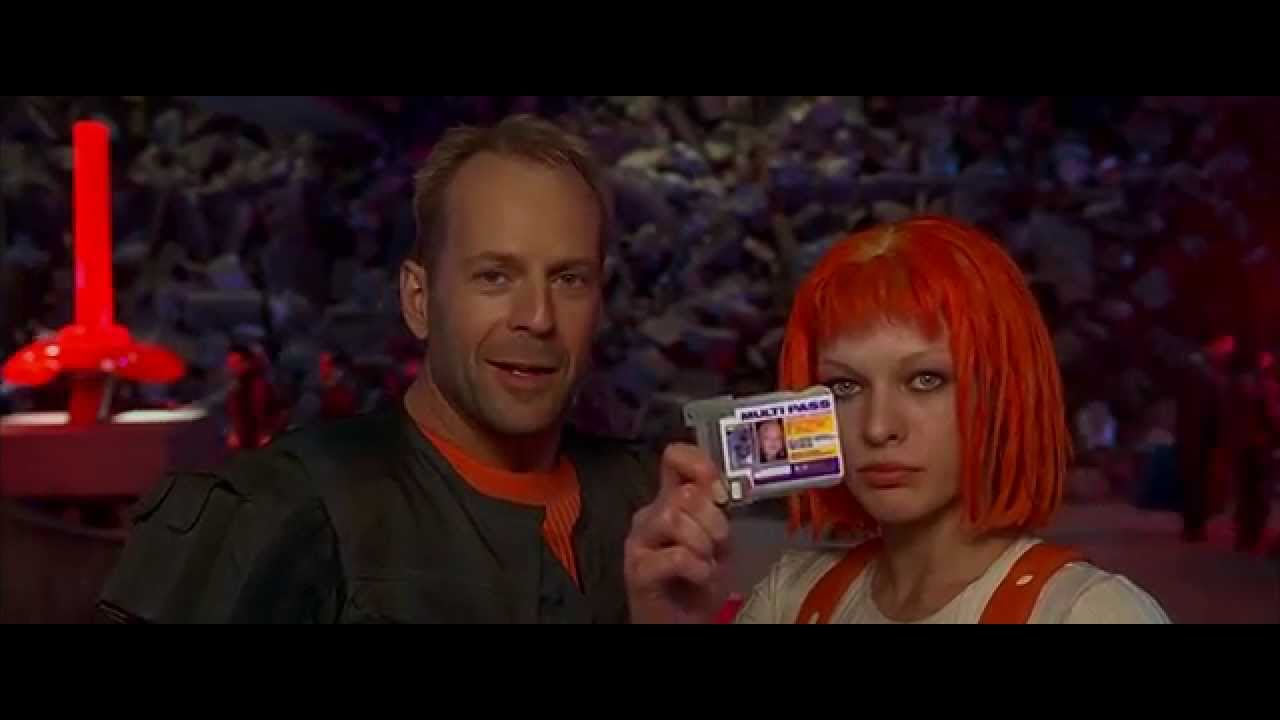 how meaning is constructed in the film the fifth element The fifth element,'' which opened the cannes film festival on thursday,  the  futuristic metropolis, constructed at enormous cost with big,.