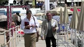 Google Creative Sandbox Beach @ Cannes Lions 2012 - Highlights