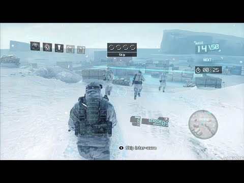 Amazing Winter Stealth Mission from Cool FPS Game Tom Clancy's Ghost Recon Future Soldier
