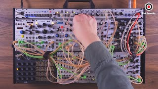 Modular Synthesizer Performance with Project 32