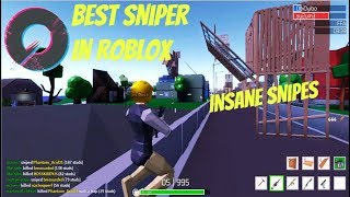 Best Sniper in Roblox | Best of STRUCID Gameplay