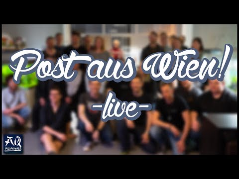 Post aus Wien & deine Fragen beantwortet   AquaOwner