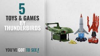 Top 10 Thunderbirds Toys & Games [2018]: Thunderbirds Vehicles Super Set, Multicolored