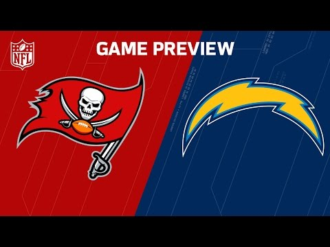 Buccaneers vs. Chargers (Week 13 Preview) | NFL Now | NFL
