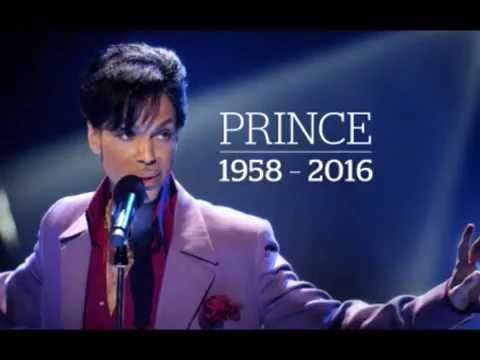 "PRINCE TRIBUTE:  ""Beautiful Ones""  1958-2016"