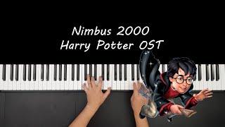 Harry Potter OST - Nimbus 2000 Jazz arrangement Piano cover by Mark Piano (Music Sheet)