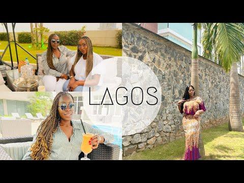LIFE IN LAGOS 2021  NIGERIA TRAVEL VLOG