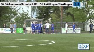 SVBTV: Spielbericht B1-Jugend gegen SG Knittlingen/Rinklingen