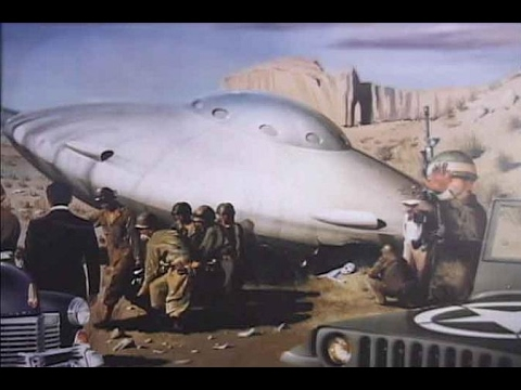 Roswell UFO Crash Solid Evidence